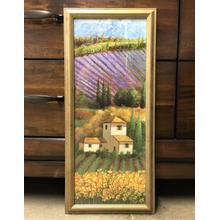 Framed Wall Art - Spring in The Farm