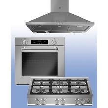 View Product - Bertazzoni Suite Deals - Buy Eligible Bertazzoni Cooking and Refrigeration Appliances and Receive Free Dishwasher and/or Ventilation. See 3-pc Example.