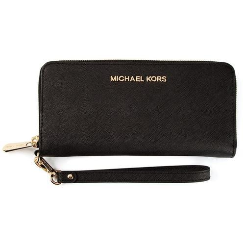Michael Kors Jet Set Travel Wallet