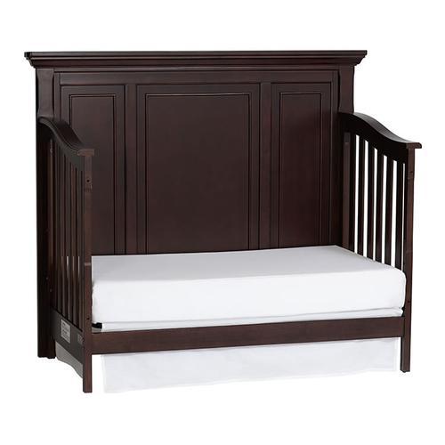 Georgetown Lifetime Crib - Rosewood