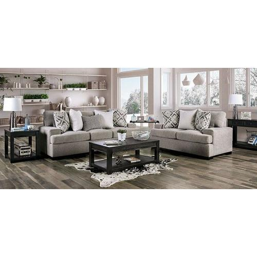 Polly Sofa and Love Seat