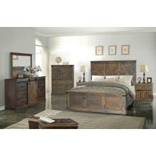 See Details - Farmhouse Queen Bedroom Group