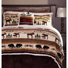 Queen Hinterland 5 PC. Comforter Set