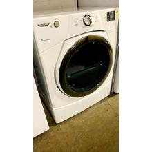 Product Image - USED- Gas White Whirlpool® Duet® Steam 6.7 cu. ft. Dryer- FLGDRY27W-U  SERIAL #40