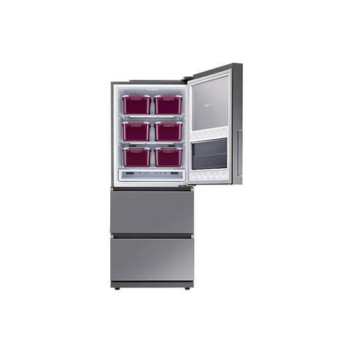 Samsung Zipel Kimchi Refrigerator 327 L (11.54 cu.ft) RQ33K7011S8 / Stellar Silver