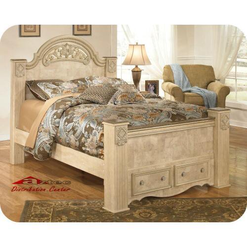 Ashley Furniture - Ashley B346 Saveaha Bedroom set Houston Texas USA Aztec Furniture
