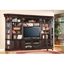 See Details - VEN Library 50 6pc Wall TV