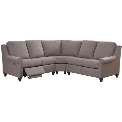 Premiere Collection - Magnificent Motion Reclining Sectional
