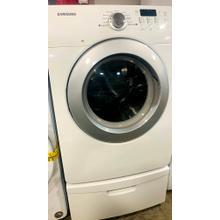 See Details - USED- 7.3 cu. ft. Electric Dryer- FLDRYE27W-U  SERIAL #61
