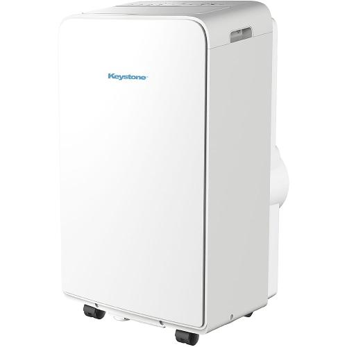 Keystone - 13,000 BTU Portable Air Conditioner for a room up to 350 sq ft