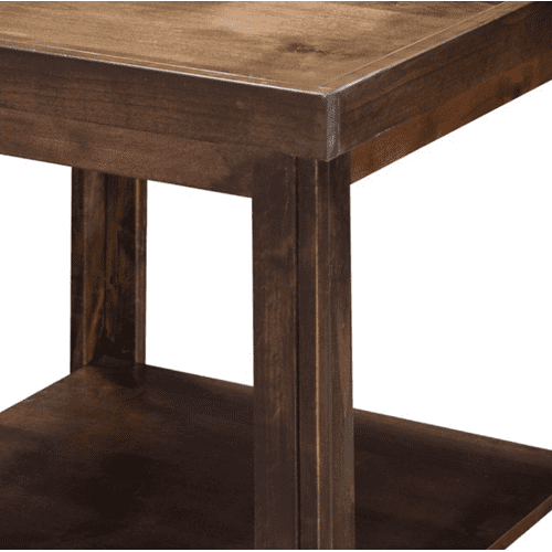 Legends - Sausalito End Table  in a Whisky Finish      (SL4110-WKY,58115)