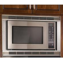 "30"" Trim kit for Microwave in Stainless Steel"