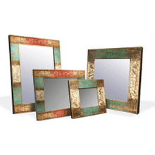 See Details - Bombay Colored Mirrors