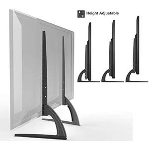 """Universal Height Adjustable Replacement Table Top TV Stand Legs - LED/LCD 37""""-65"""""""