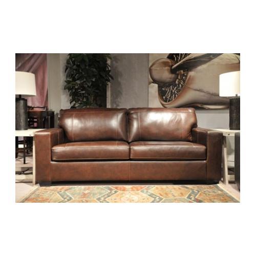 Signature Design By Ashley - Morelos Leather Sofa