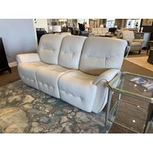 See Details - Blaise Leather Power Reclining Sofa