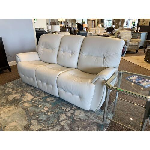 Blaise Leather Power Reclining Sofa
