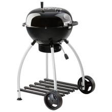 Rosle Kettle Grill No.1 Sport F50 Black, 20-Inches