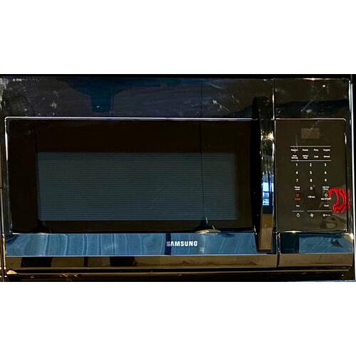 Samsung ME17R7021EB   1.7 cu. ft. Over-the-Range Microwave in Black