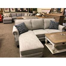 Sofa with Chaise. (reveresable) In Stock! Special price of $1149