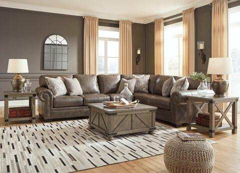 - Roleson Sectional