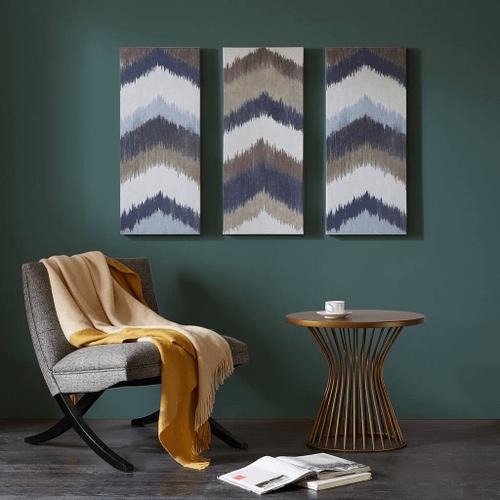 Ollix - Alpine Gel Coated Canvas Set of 3