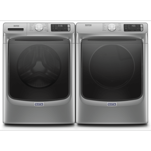 Maytag Front Load Pair MHW6630HC YMED6630HC
