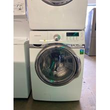 4.0 cu. ft. VRT, Steam and PowerFoam Front Load Washer (White)