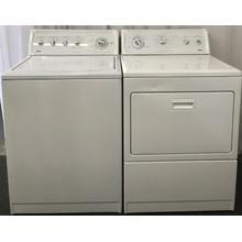 Kenmore Elite Top Load Washer & Gas Dryer Set