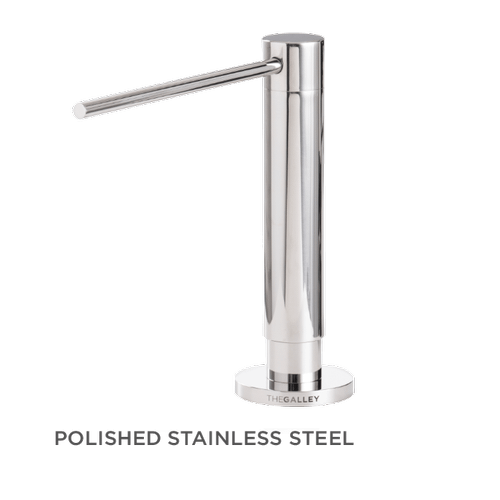 The Galley Tap - Galley Soap Dispenser in Polished Stainless Steel