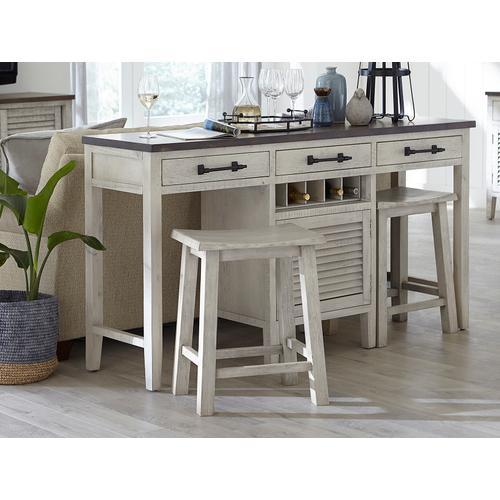 Hillsdale Furniture - HILLSDALE 5194-898 5194-899 5194-822 Gathering Sofa Table