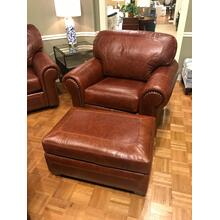 See Details - Chair & ottoman