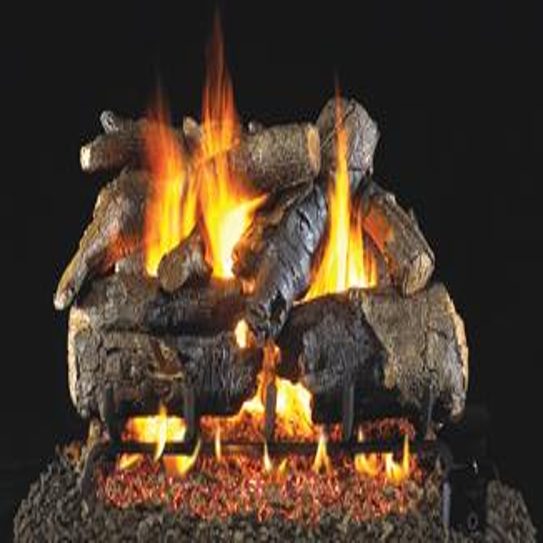 Realfyre - Charred American Oak Vented Log