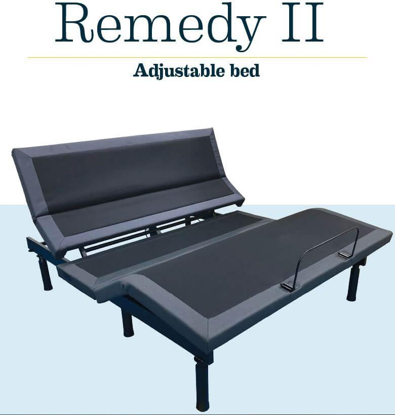 Remedy II Adjustable Bed