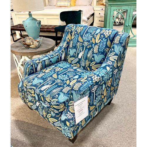 Rainforest Calypso Accent Chair