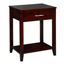 Manhattan 1 Drawer Nightstand