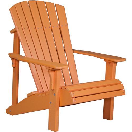 Deluxe Adirondack Chair Tangerine