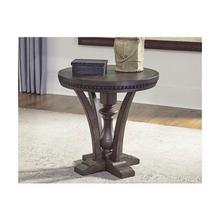 See Details - Larrenton Round End Table