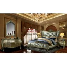 Homey Desing HD200 Bedroom set Houston Texas USA Aztec Furniture