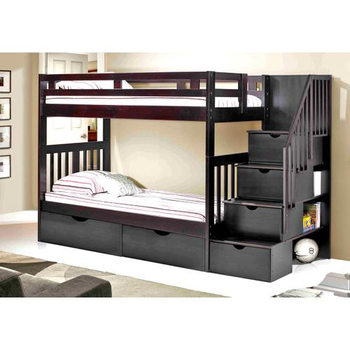 Product Image - Naples Bunk Bed - T/T