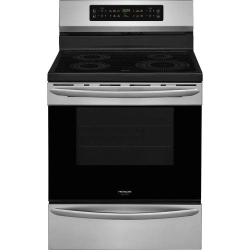 FGIF3036TF 30 Inch Freestanding Induction Range with Quick Bake Convection