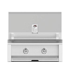 "Aspire By Hestan 30"" Built-In U-Burner and Sear Grill LP"