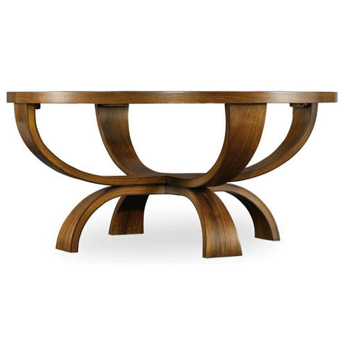 Hooker Furniture - Viewpoint Round End Table/Cocktail Table/Square End Table-3 pc. Group-Floor Samples-**DISCONTINUED**