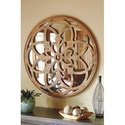 Gallery - Oilhane Wood Desgin Mirror