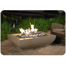 "Bordeaux 50"" x 30"" Rectangle Fire Bowl"