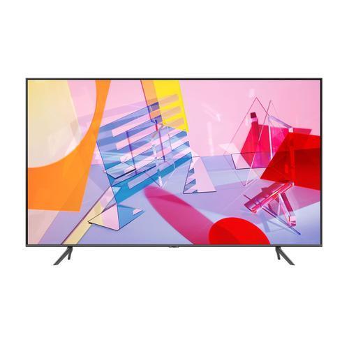 "Samsung - SAMSUNG 70"" Class Q6DT QLED 4K UHD HDR Smart TV (2020)"