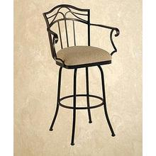 Berkeley - Swivel Barstool