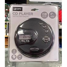 CD Player w/ FM Radio