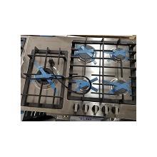 "View Product - Fulgor Milano 30"" Gas Cooktop F4GK30S1 (FLOOR MODEL)"