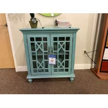 Blue Decorative Cabinet Style #50694